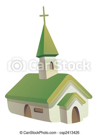 Church - csp2413426