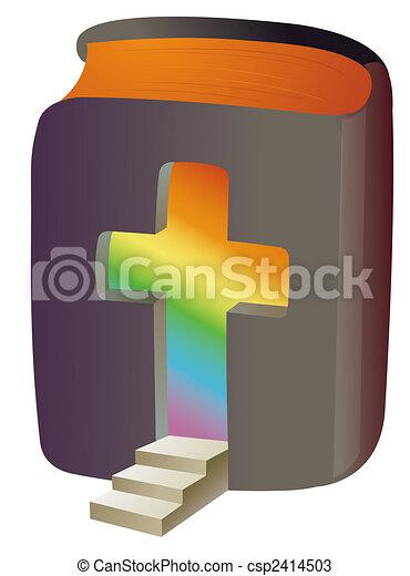 Bible - csp2414503