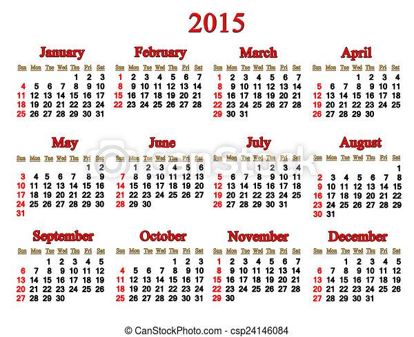 - カレンダー, ∥ために∥, 2015 ...