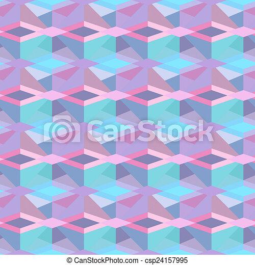 Toile triangle
