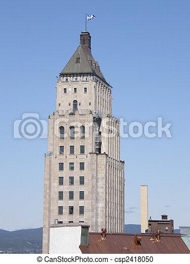 Edifice Price in Quebec City - csp2418050