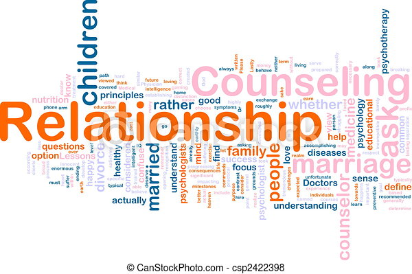 Relationship counseling - csp2422398