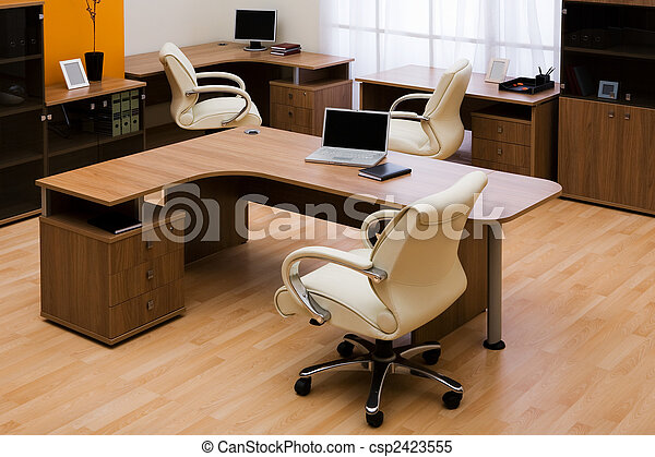 modern office - csp2423555