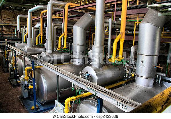 boiler room - csp2423636