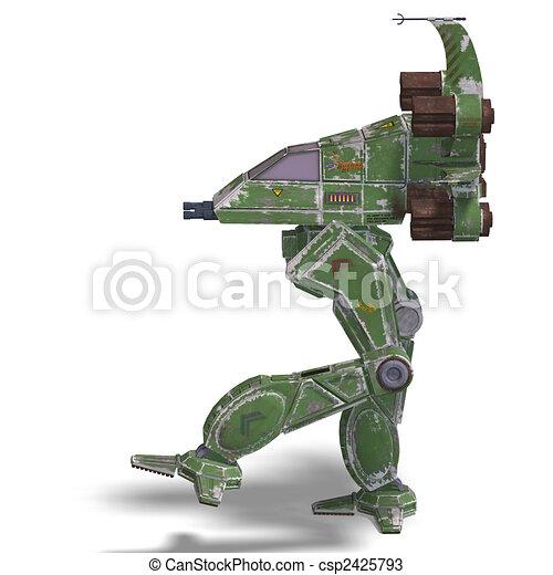 Futuristic Robot Drawings Futuristic Transforming Scifi