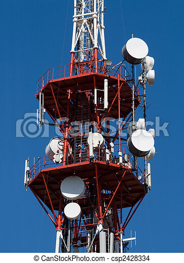 Modern communication antennas - csp2428334