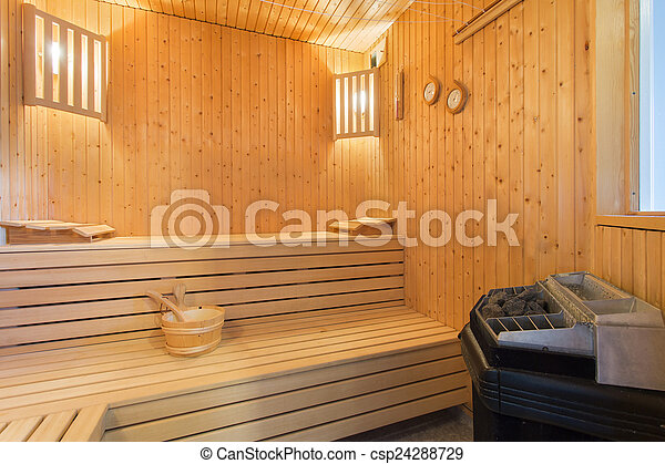 photo sauna int rieur rel cher chaud finlandais sauna image images photo libre de. Black Bedroom Furniture Sets. Home Design Ideas