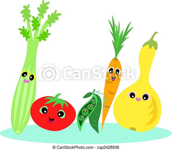 Healthy Foods - csp2428936