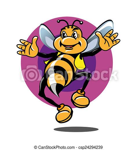 Mister Bee - csp24294239