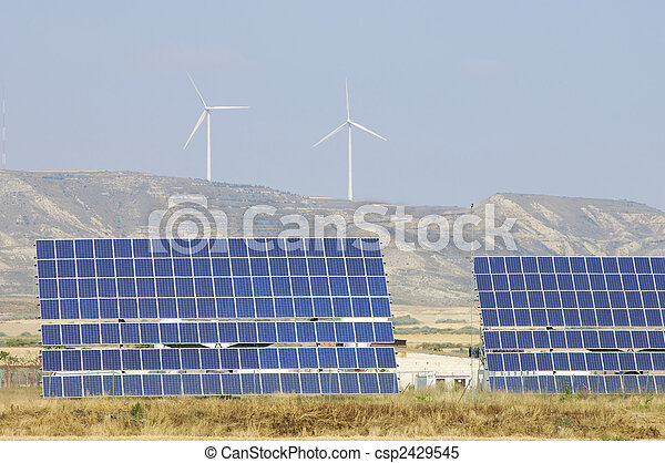 clean energy - csp2429545