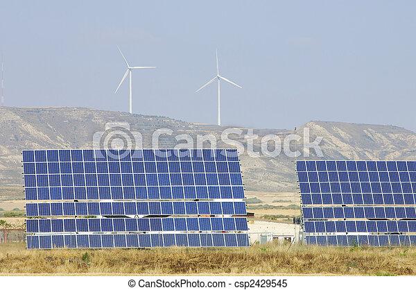 clean energy - csp2429545
