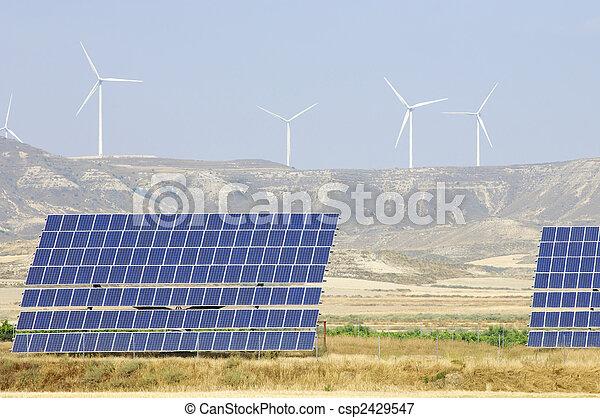 clean energy - csp2429547