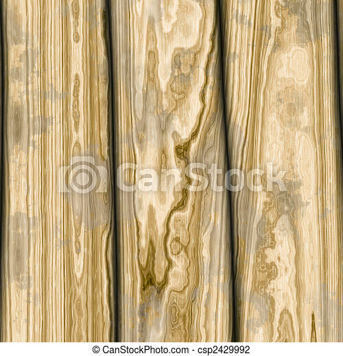 Dirty stained planks - csp2429992