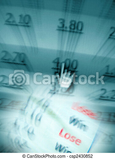 Gambling an betting - csp2430852