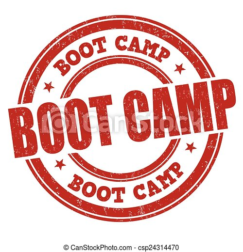 vectors illustration of boot camp stamp boot camp grunge boot camp pictures clip art boot camp clip art black and white
