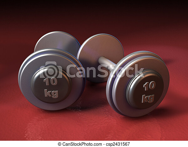 Weights - csp2431567