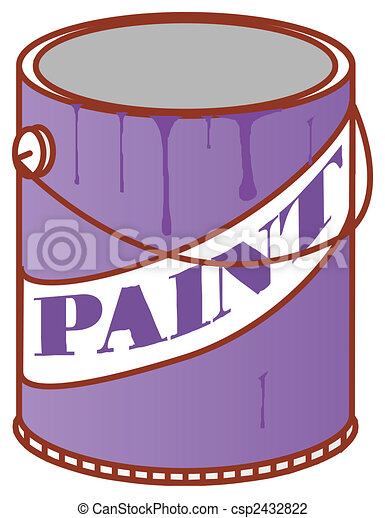 Clip Art Paint Can Clipart paint can clipart and stock illustrations 13292 vector illustration drawing of a color in a