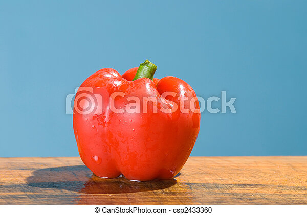 sweet ripe vegetable with vivid color - csp2433360