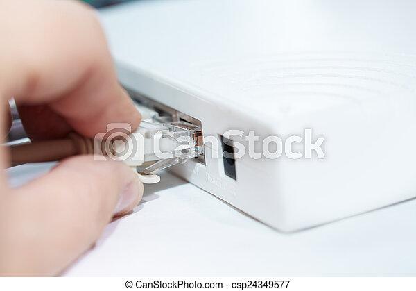 Network modem