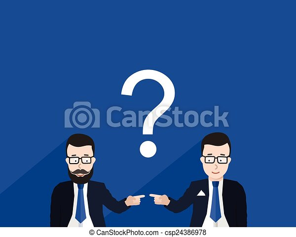 Business cooperation - csp24386978