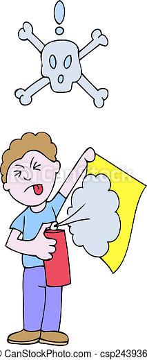 spray mount toxic - csp2439360