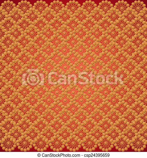 stock illustrationen von goldenes abstrakt tapeten rotes muster tapeten mit. Black Bedroom Furniture Sets. Home Design Ideas