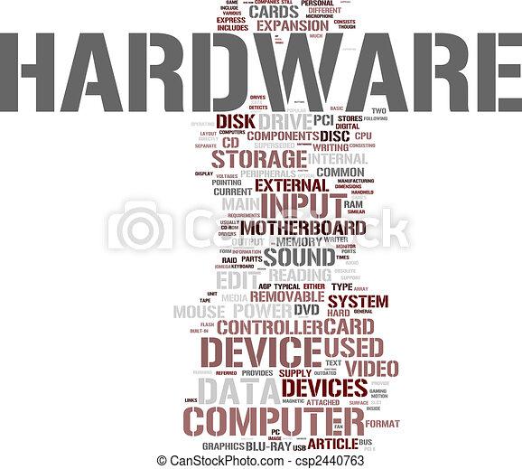 Computer Hardware - csp2440763