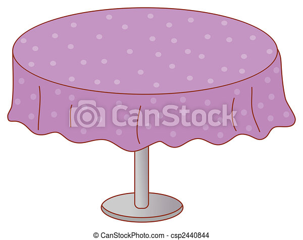 Drawing Of Roundtable Illustration Drawing Of A