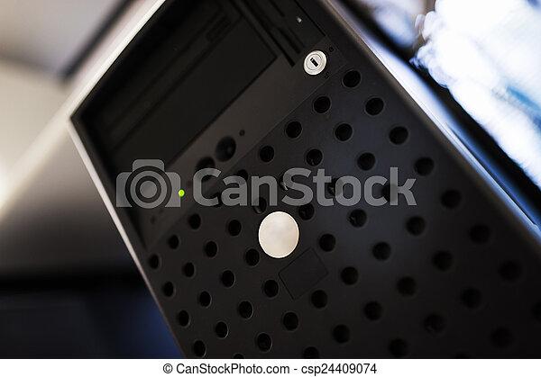 Network servers - csp24409074