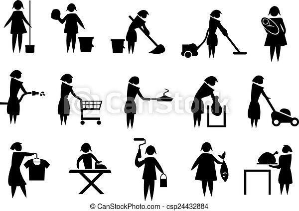 Donna de casa housewive - 1 part 5