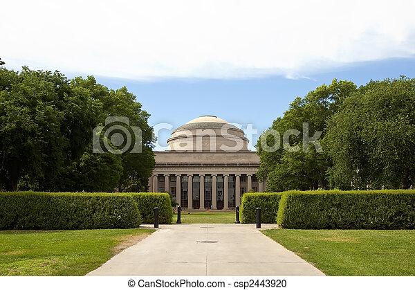 Massachusetts Institute of Technology - csp2443920