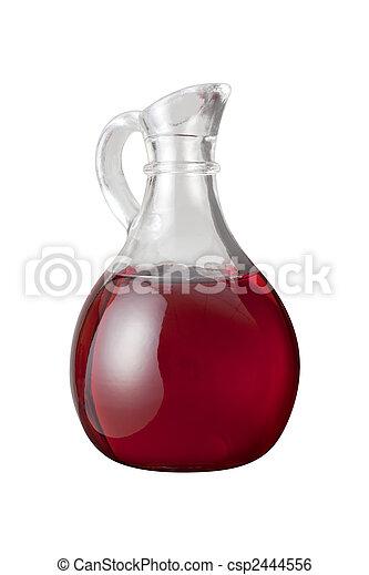 Red Wine  Vinegar - csp2444556