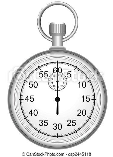 Stop watch - csp2445118
