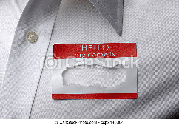Identity Theft - csp2448304