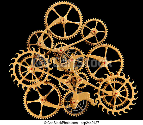 Clockwork - csp2449437