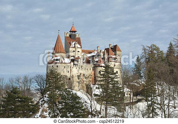 Dracula\'s Bran Castle