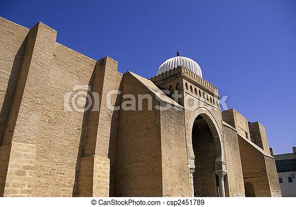 Mosque Uqba The Mosque of Uqba
