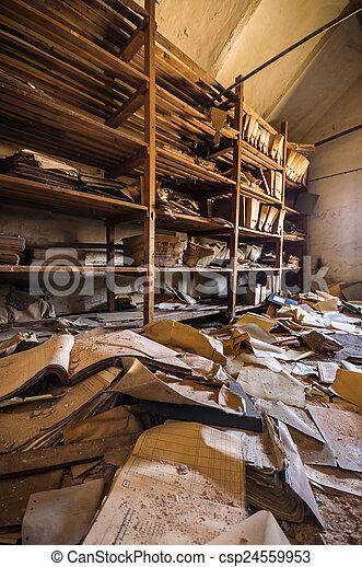 Forgotten documents - csp24559953