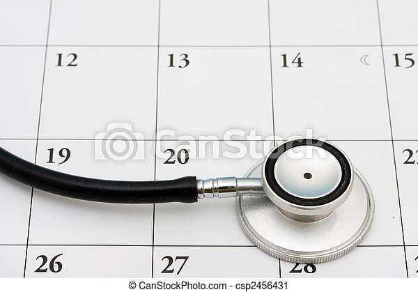 Doctors Appointment - csp2456431