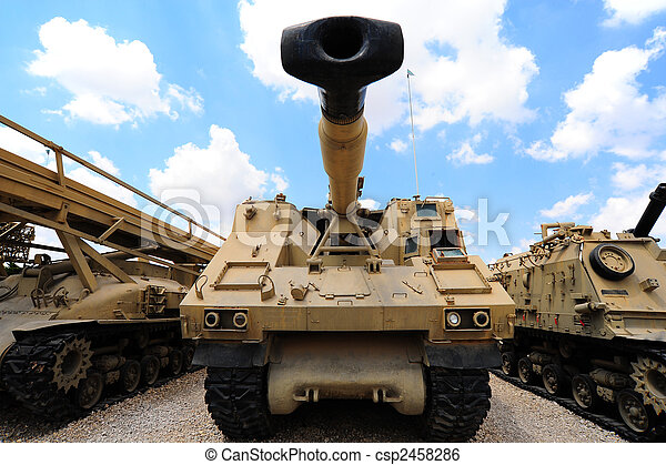 Armored Corps Museum - csp2458286