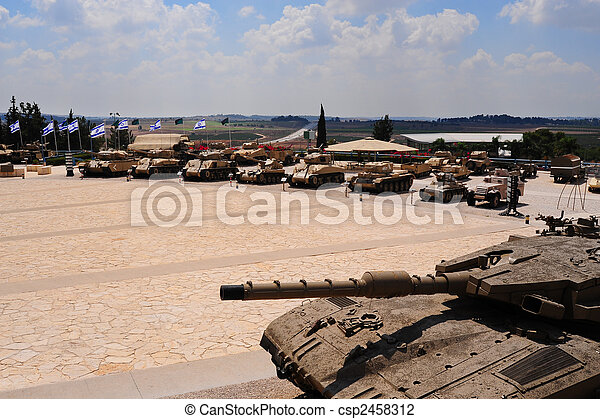 Armored Corps Museum  - csp2458312
