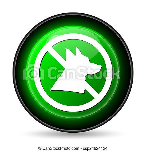 clip art de interdit chiens ic ne internet bouton blanc fond csp24624124 recherchez des. Black Bedroom Furniture Sets. Home Design Ideas