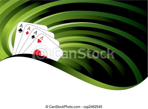 gambling background - csp2462545