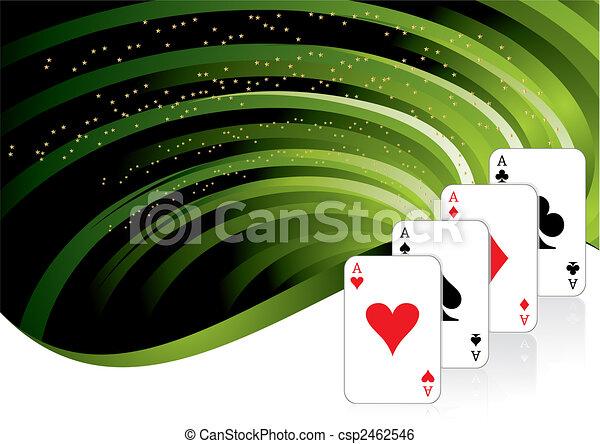 gambling background - csp2462546