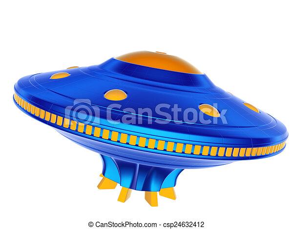UFO, 飛行, 受皿 - csp2463241... UFO, 飛行, 受皿 - UFO, 漫