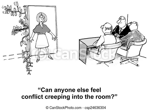 Conflict Management 24636304 on 1 4 Inches Into Cm