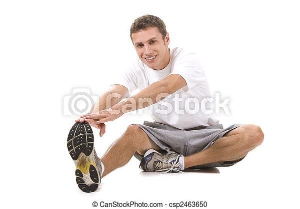 Fitness - csp2463650