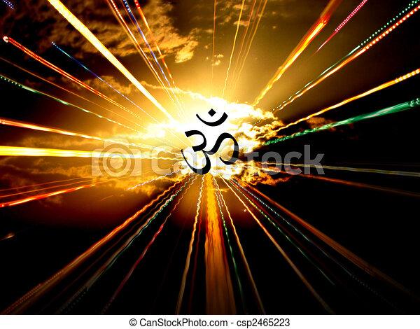 OM Radiating Energies - csp2465223
