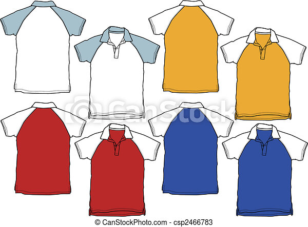 boy polo shirt sport uniform - csp2466783