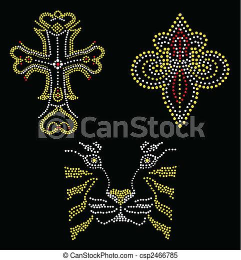 bead artwork collection - csp2466785